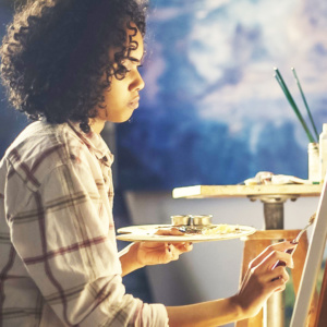 Творчество в жизни женщины. Вдохновение. Женственность. Правильное отношение к творчеству.